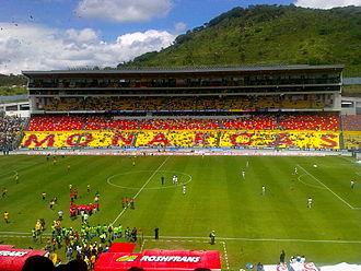 Monarcas Morelia - Monarcas Morelia Stadium Estadio Morelos