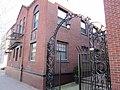 Estelle Court Apartments, Portland, OR - gate.JPG