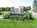 Eternal Gardens Holocaust Memorial.JPG