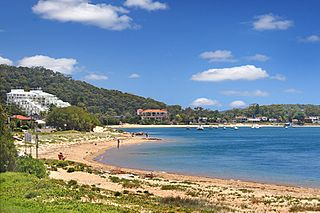 Ettalong Beach, New South Wales Suburb of Central Coast, New South Wales, Australia