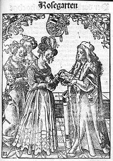 Eucharius Rösslin German physician