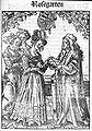 Eucharius Rößlin Rosgarten Überreichung.jpg