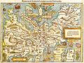 Europa die erste, Tafel des Ersten Buchs, Johannes Stumpf (Zürich, 1548-50).jpg