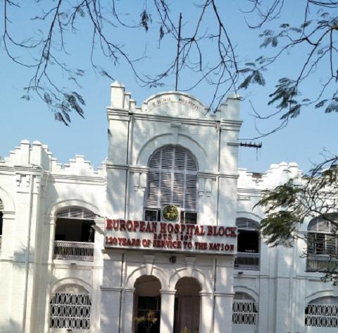 European Block SER Hospital Kharagpur