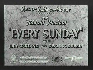<i>Every Sunday</i>