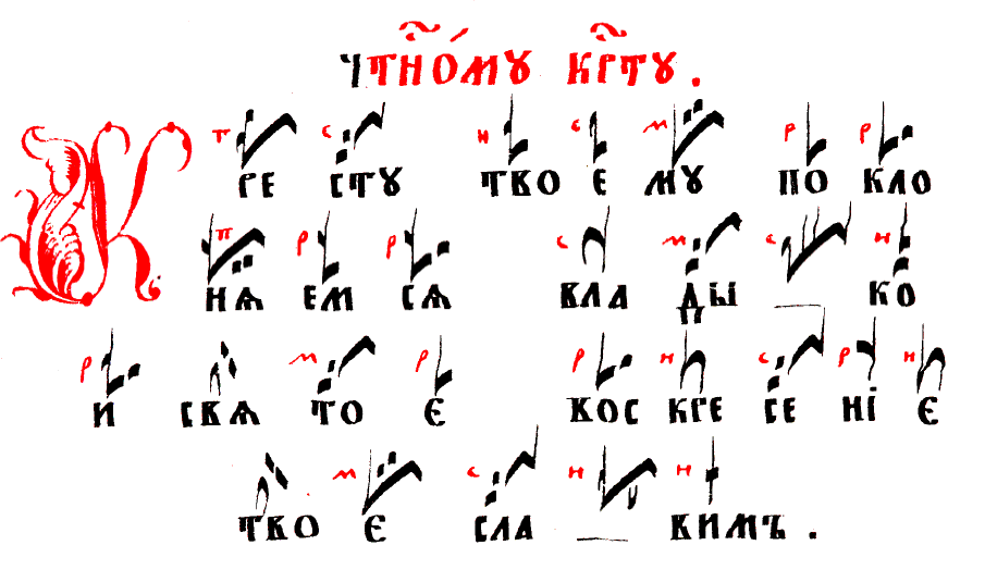 Example of hooks and banners notation
