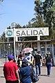 Exit of the San Juan de Aragón Zoo 4.jpg