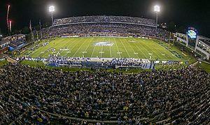Paulson Stadium - Image: Expanded Paulson Stadium