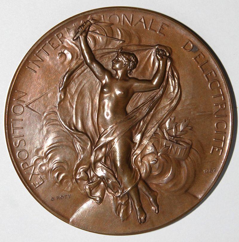 Medalha da Exposição de Oscar Roty