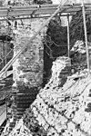 exterieur details ringmuur ten zuiden van het poortgebouw - batenburg - 20310137 - rce
