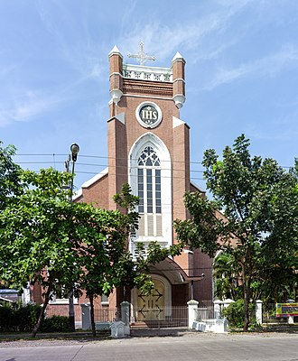 Christianity in Indonesia - Gedangan Catholic Church in Semarang, Central Java