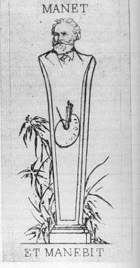 Félix Bracquemond - Manet et Manebit.jpg