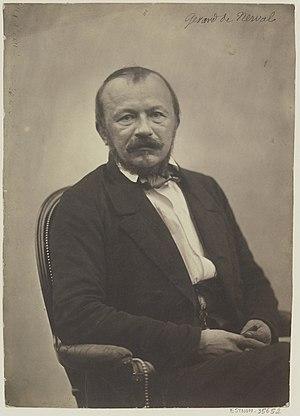Gérard de Nerval cover