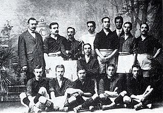 History of FC Barcelona history of Futbol Club Barcelona