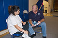 FEMA - 33303 - Community Relations talks with Fire victim in California..jpg