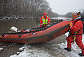 FEMA - 40410 - Local Search and Rescue volunteers launch a search boat in Minnesota.jpg