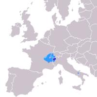 Країна на мапі європи