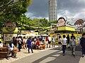 FUJI-TV Mechaike Garita's G-grade-Gourmet-Park at Ashigara Service Area in 2014.jpg