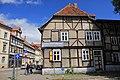 Fachwerkhäuser in Altstadt Qudlinburg. IMG 1090.JPG