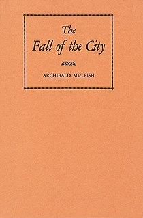 <i>The Fall of the City</i>