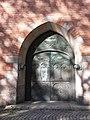 Falu Kristine kyrka en annan dörr.jpg
