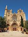 Famagusta Saint Nicholas Cathedral Lala Moustapha Pascha Mosque 05.jpg