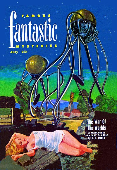 Famous fantastic mysteries 195107