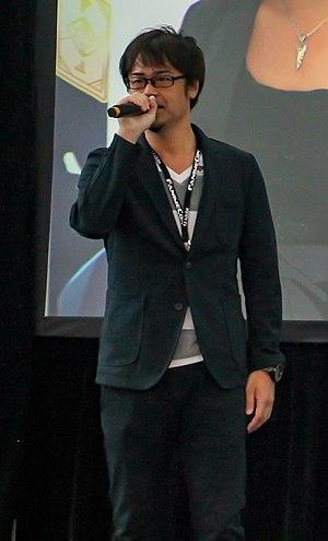 Hideo Ishikawa - Ishikawa at FanimeCon 2017