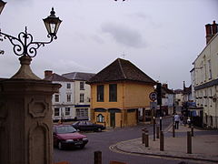 Centrum Faringdon