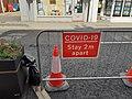 Farnham social distancing lane closure 3.jpg