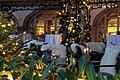 Felle und Lichtdekoration der Terrasse des Romantik Seehotels Sonne - panoramio.jpg