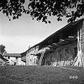 Ferjanna, hiša in štala (hlev). Tatre 1955.jpg
