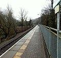 Fernhill railway station platform - geograph.org.uk - 3857526.jpg