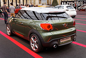 Festival automobile international 2012 - Mini Paceman - 008.jpg