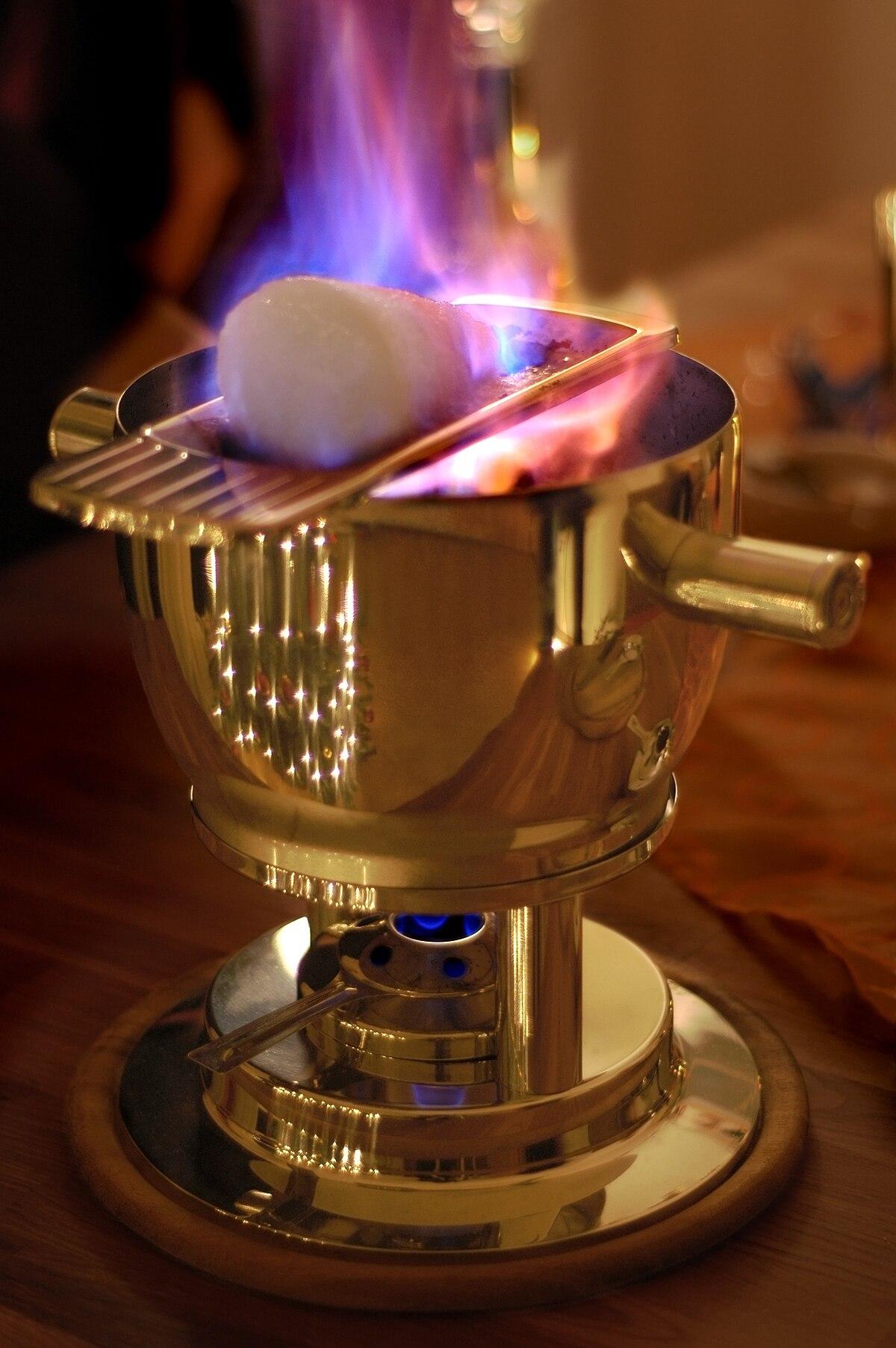 Feuerzangenbowle - Wikipedia