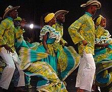 fiesta region andina colombia: