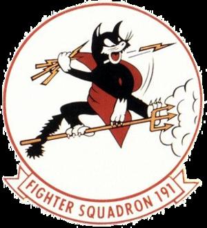 VF-191 - VF-191 insignia
