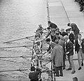 Finale Dames oude acht op de Bosbaan Links Van der To rechts Alwin, Bestanddeelnr 915-2680.jpg