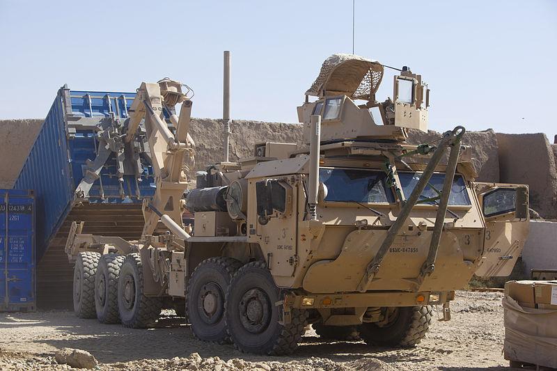Armorama News Italeri M1120 Hemtt Lhs