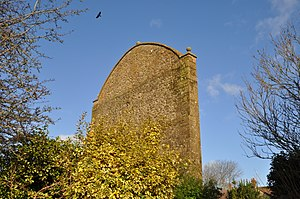 Fives - Fives Wall in South Petherton