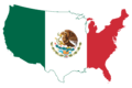 Flag Map of the United States (Mexico).png