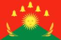 Flag of Bolshekustovskoe (Perm krai).png