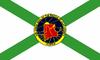 Flago de Clay County, Florido