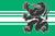 flago de la provinco Orienta Flandrio
