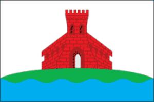 Zadonsk - Image: Flag of Zadonsk (Lipetsk oblast)