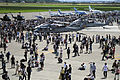 Flagship Blue Ridge honors Japan partnership with onboard ceremony 140720-N-PQ607-029.jpg