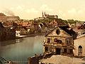 Flickr - …trialsanderrors - Regnitz and Michaelsberg, Bamberg, Bavaria, Germany, ca. 1895.jpg