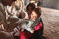 Flickr - DVIDSHUB - Marines, Sailors Provide Medical Care to Afghan Women, Children Throughout Northern Marjah.jpg