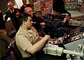 Flickr - Official U.S. Navy Imagery - Sailors operate the controls of the dive simulator at Trident Training Facility..jpg