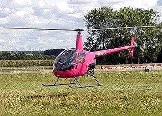 Robinson Helicopter Company - Image: Flight.rob.arp.750pi x